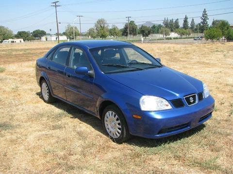 2005 Suzuki Forenza for sale in El Cajon, CA