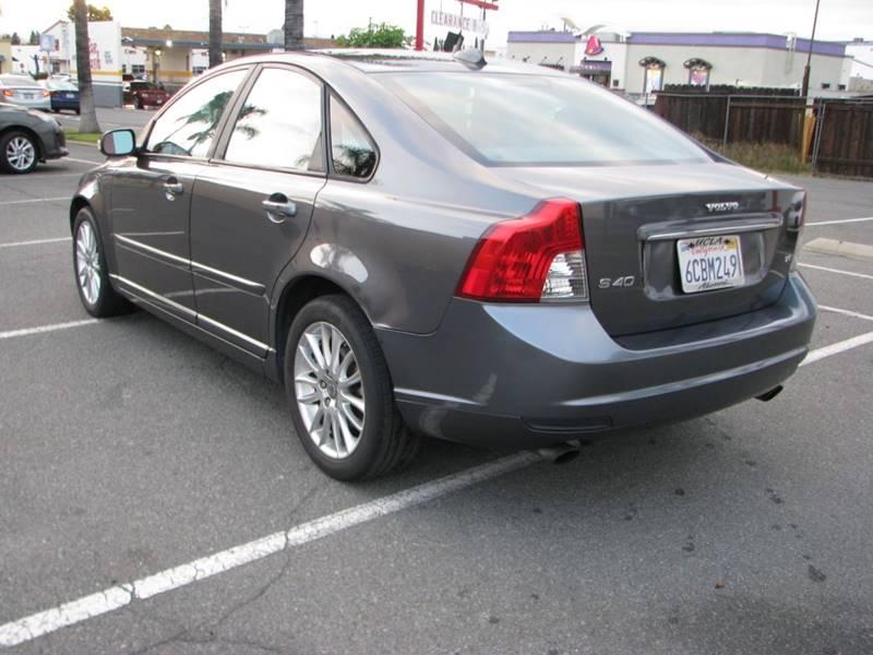 2008 Volvo S40 T5 4dr Sedan In El Cajon CA - M&N Auto Service & Sales