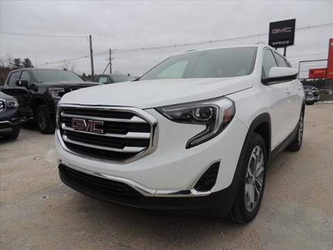 2018 GMC Terrain for sale in Middleton, NH