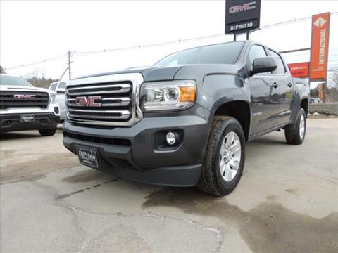 2015 GMC Canyon for sale in Middleton, NH