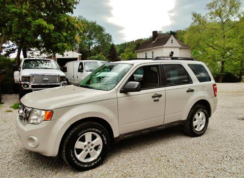 2009 Ford Escape XLT & Used Cars Washington Used Pickups For Sale East Pittsburgh PA Old ... markmcfarlin.com