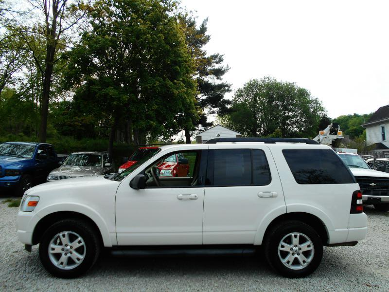 2010 Ford Explorer for sale at Premiere Auto Sales in Washington PA