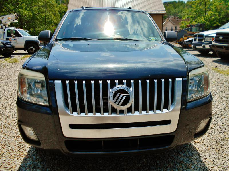 2008 Mercury Mariner for sale at Premiere Auto Sales in Washington PA