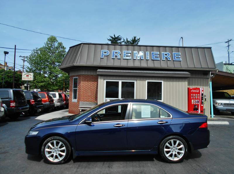 2007 Acura TSX for sale at Premiere Auto Sales in Washington PA