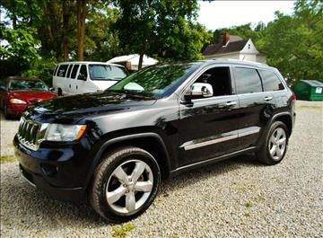 2011 Jeep Grand Cherokee for sale at Premiere Auto Sales in Washington PA