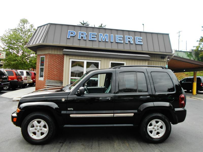 2006 Jeep Liberty for sale at Premiere Auto Sales in Washington PA