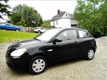 2007 Hyundai Accent for sale at Premiere Auto Sales in Washington PA