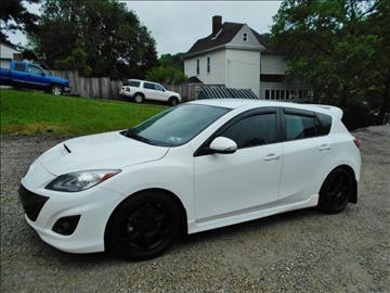 2012 Mazda MAZDASPEED3 for sale at Premiere Auto Sales in Washington PA