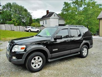 2006 Ford Explorer for sale at Premiere Auto Sales in Washington PA
