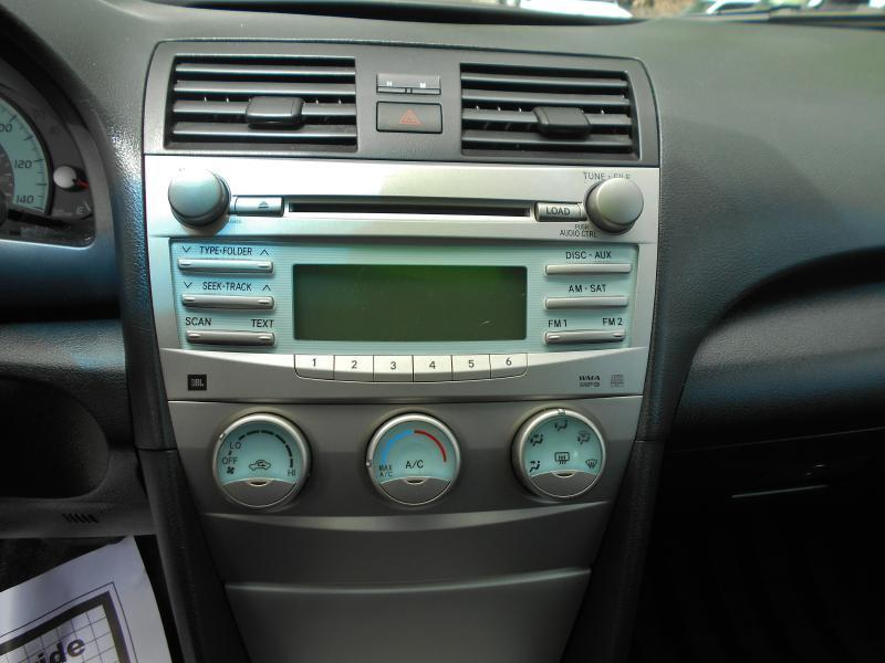 2007 Toyota Camry for sale at Premiere Auto Sales in Washington PA