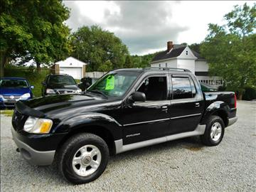 2002 Ford Explorer Sport Trac for sale at Premiere Auto Sales in Washington PA