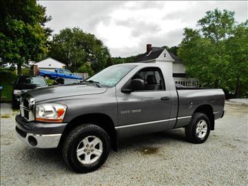 2006 Dodge Ram Pickup 1500 for sale at Premiere Auto Sales in Washington PA