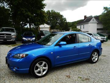 2006 Mazda MAZDA3 for sale at Premiere Auto Sales in Washington PA