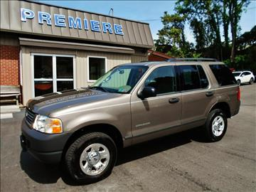 2004 Ford Explorer for sale at Premiere Auto Sales in Washington PA