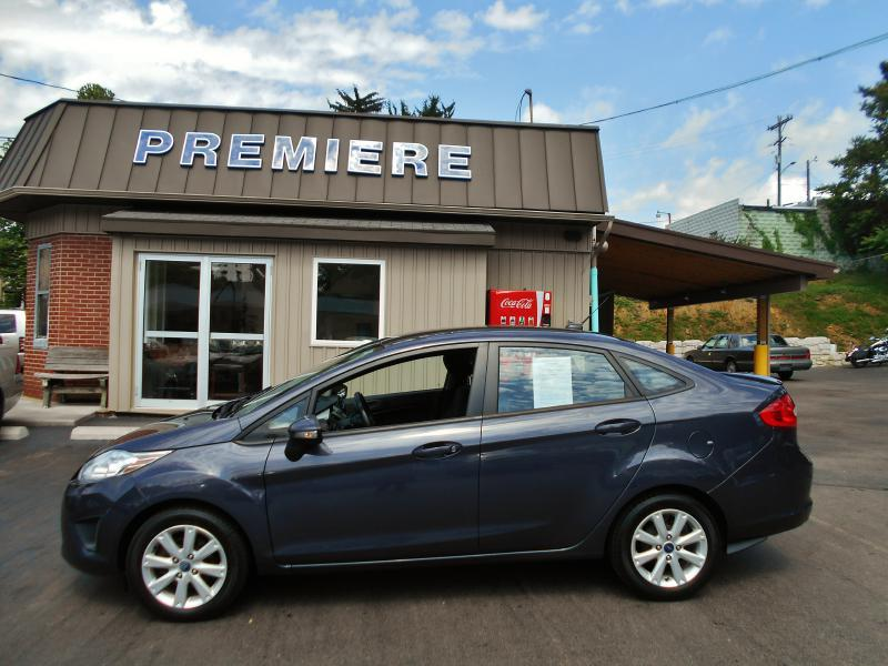 2013 Ford Fiesta for sale at Premiere Auto Sales in Washington PA