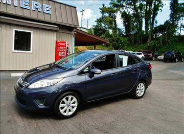2013 Ford Fiesta SE & Used Cars Washington Used Pickups For Sale East Pittsburgh PA Old ... markmcfarlin.com