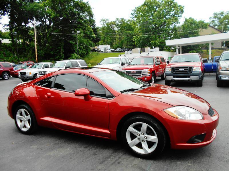 2009 Mitsubishi Eclipse for sale at Premiere Auto Sales in Washington PA