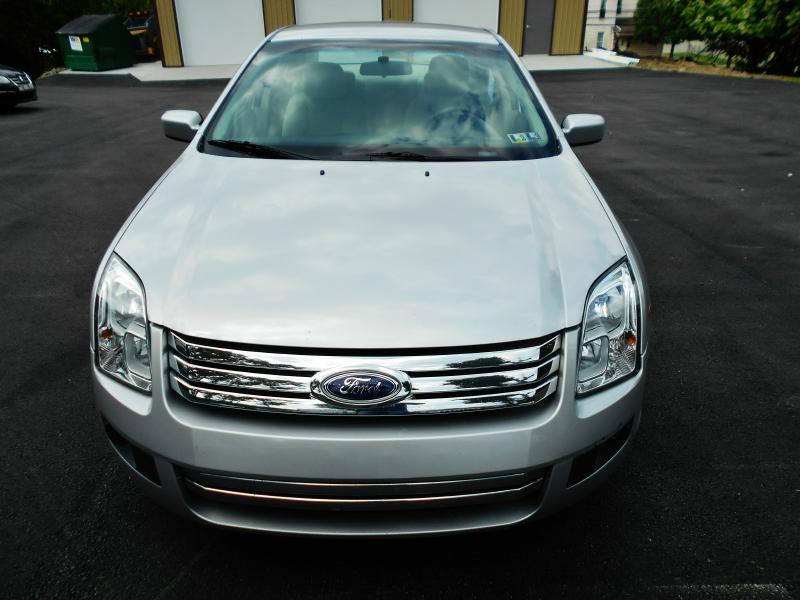 2009 Ford Fusion for sale at Premiere Auto Sales in Washington PA