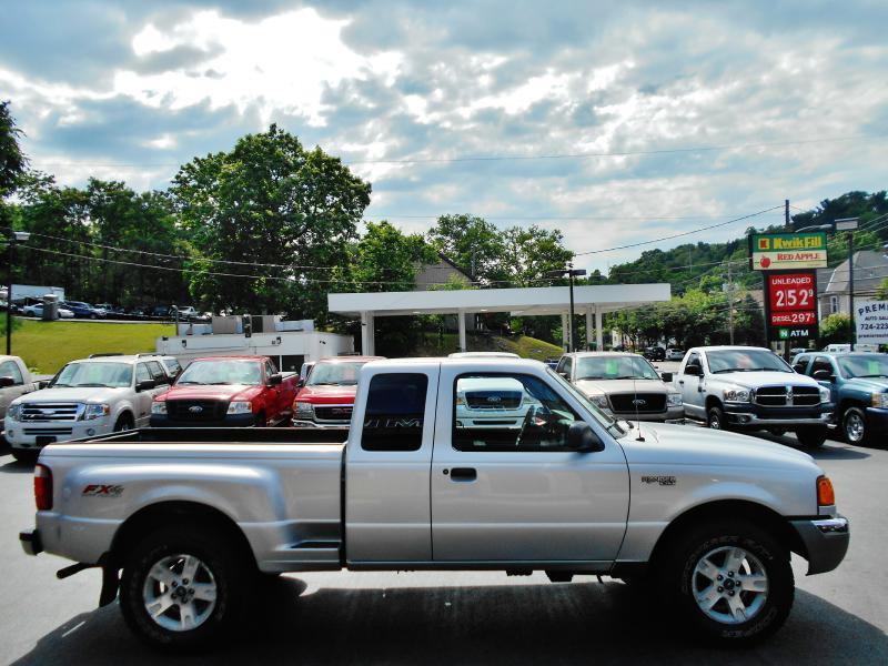 2003 Ford Ranger for sale at Premiere Auto Sales in Washington PA