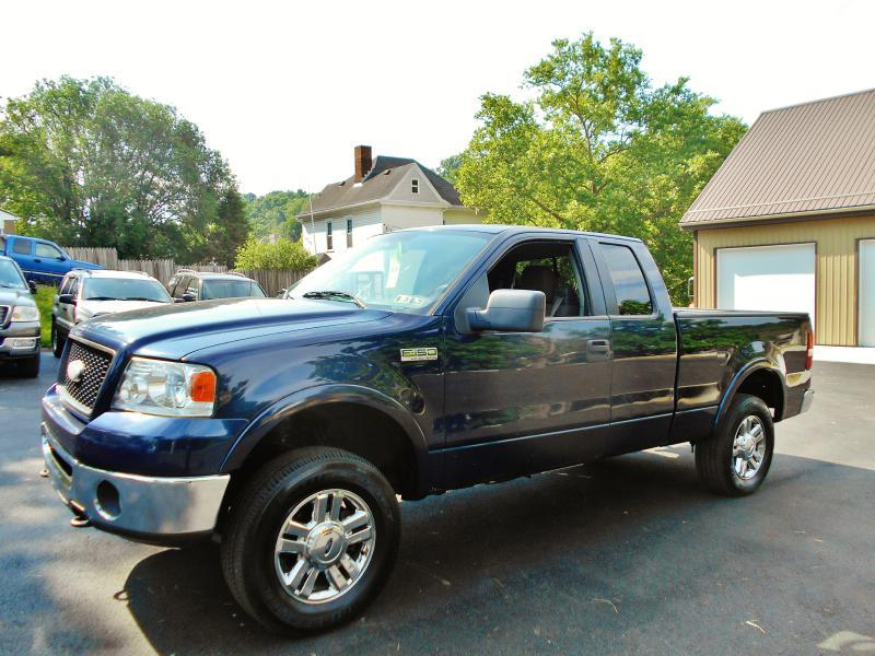 2006 Ford F-150 for sale at Premiere Auto Sales in Washington PA