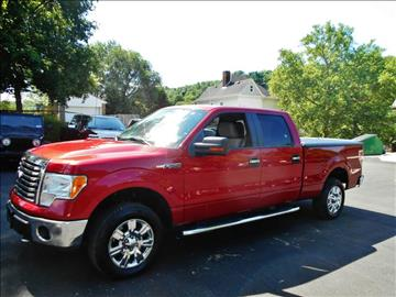 2010 Ford F-150 for sale at Premiere Auto Sales in Washington PA