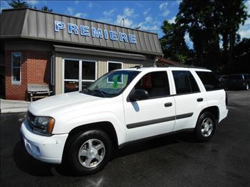 2005 Chevrolet TrailBlazer for sale at Premiere Auto Sales in Washington PA
