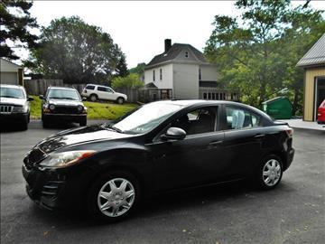 2010 Mazda MAZDA3 for sale at Premiere Auto Sales in Washington PA