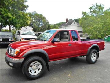 2003 Toyota Tacoma for sale at Premiere Auto Sales in Washington PA