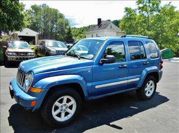 2006 Jeep Liberty for sale at Premiere Auto Sales in Washington PA