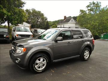2012 Ford Escape for sale at Premiere Auto Sales in Washington PA