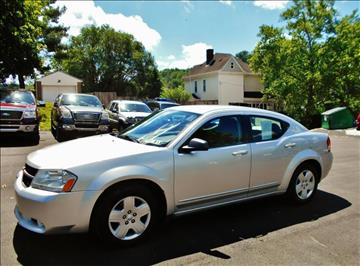 2010 Dodge Avenger for sale at Premiere Auto Sales in Washington PA