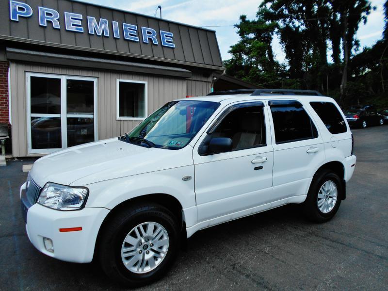 2006 Mercury Mariner for sale at Premiere Auto Sales in Washington PA