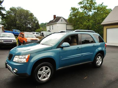 2008 Pontiac Torrent for sale at Premiere Auto Sales in Washington PA