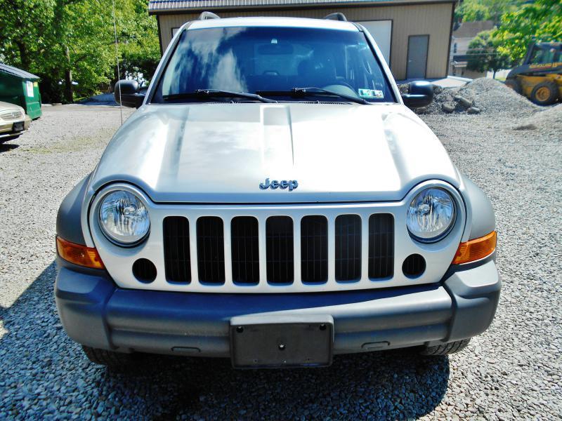 2005 Jeep Liberty for sale at Premiere Auto Sales in Washington PA