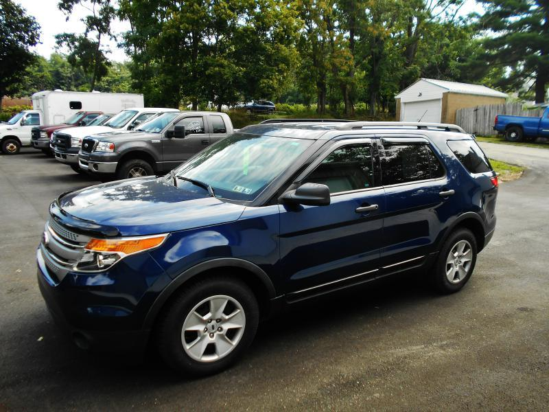 2012 Ford Explorer for sale at Premiere Auto Sales in Washington PA