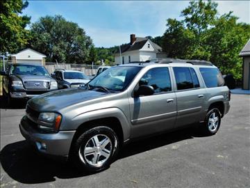 2005 Chevrolet TrailBlazer EXT for sale at Premiere Auto Sales in Washington PA