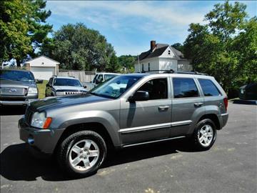 2007 Jeep Grand Cherokee for sale at Premiere Auto Sales in Washington PA
