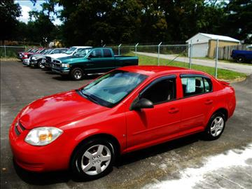 2007 Chevrolet Cobalt for sale at Premiere Auto Sales in Washington PA