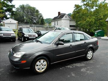 2007 Ford Focus for sale at Premiere Auto Sales in Washington PA
