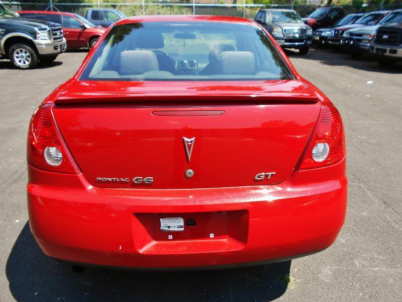 2007 Pontiac G6 for sale at Premiere Auto Sales in Washington PA