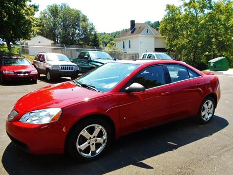 2007 Pontiac G6 for sale at Premiere Auto Sales in Washington PA