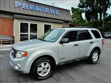 2008 Ford Escape for sale at Premiere Auto Sales in Washington PA