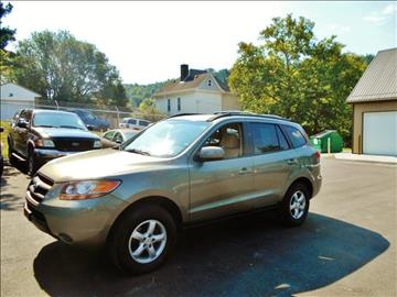 2008 Hyundai Santa Fe for sale at Premiere Auto Sales in Washington PA