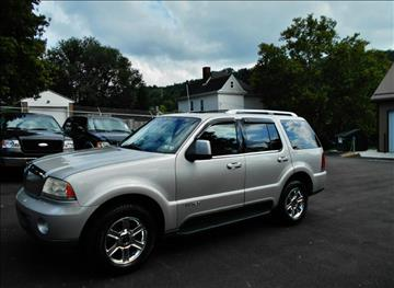 2005 Lincoln Aviator for sale at Premiere Auto Sales in Washington PA
