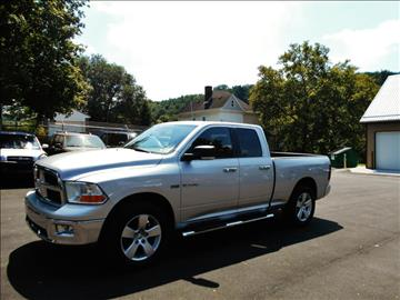 2009 Dodge Ram Pickup 1500 for sale at Premiere Auto Sales in Washington PA