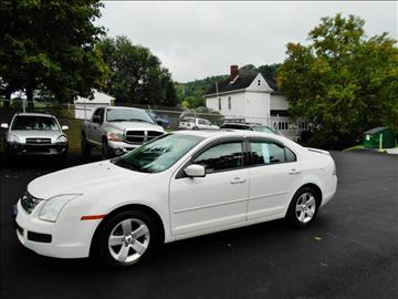 2008 Ford Fusion for sale at Premiere Auto Sales in Washington PA