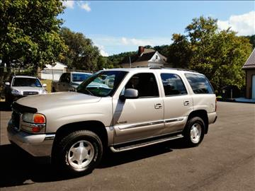 2004 GMC Yukon for sale at Premiere Auto Sales in Washington PA