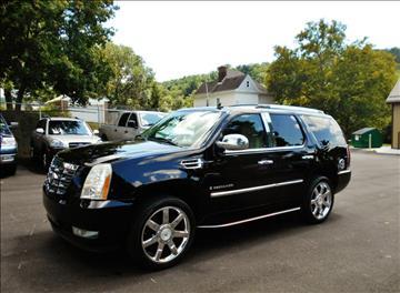 2007 Cadillac Escalade for sale at Premiere Auto Sales in Washington PA