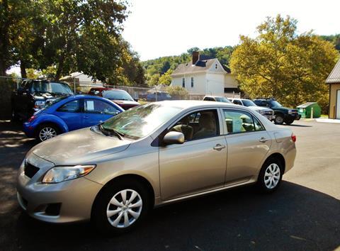 2010 Toyota Corolla for sale at Premiere Auto Sales in Washington PA
