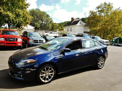 2015 Dodge Dart for sale at Premiere Auto Sales in Washington PA